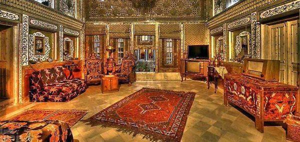 Malek-o-Tojjar Hotel, Yazd