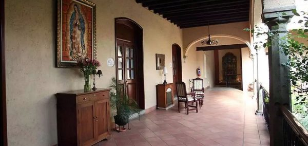 Byroads Accommodation Oaxaca Mexico