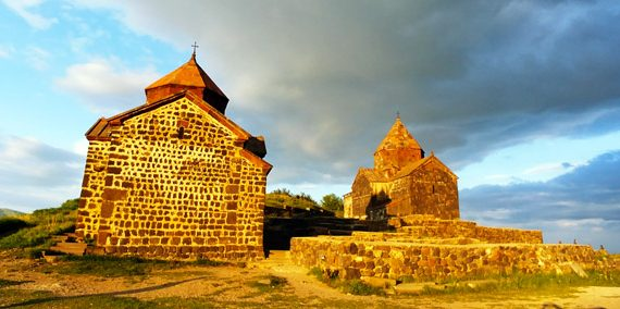 Armenian Church South Caucasus Tour