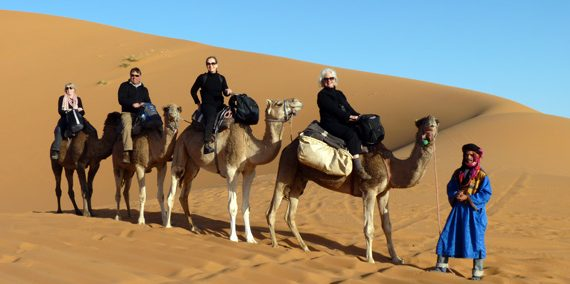 Camel Safari Moroccan tour