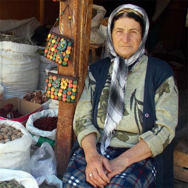 Azerbaijani Woman Caucasus Tour