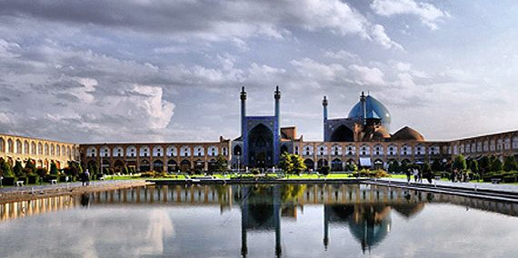 Imam Square Iran Tour