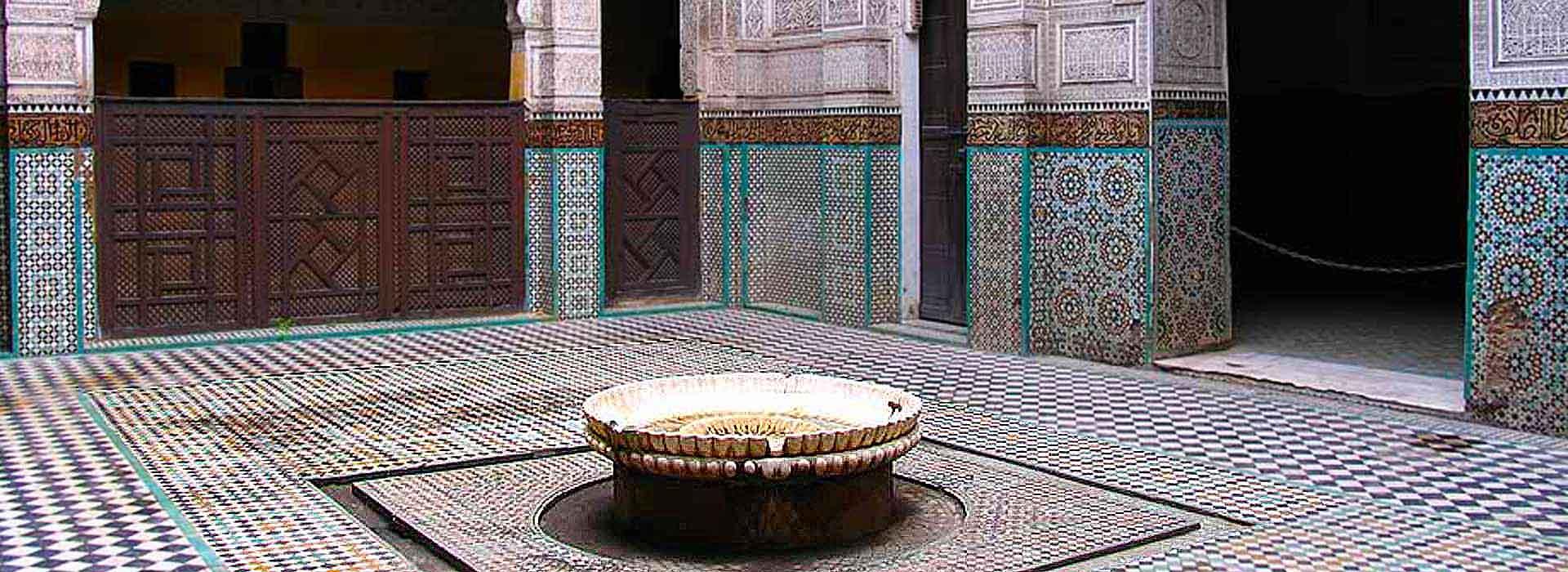 Madrasa Morocco Tour