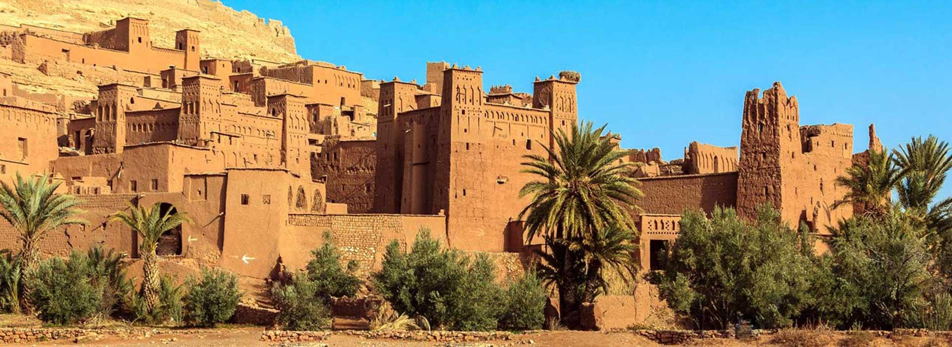 Ait Benhadou Morocco Tour