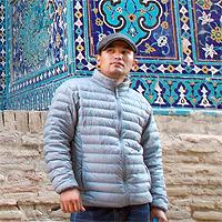 Muhammad - Uzbekisan