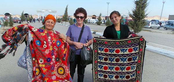 Souvenir Ladies Uzbekistan Tour