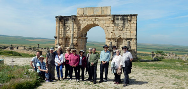 Volubilis Morocco Tour