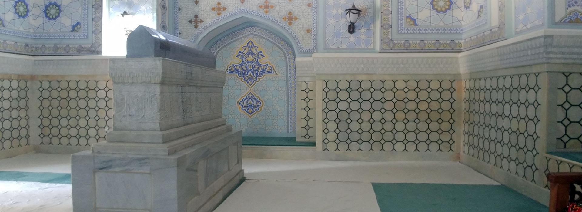 Sharisabz Mausoleum Uzbekistan Tour