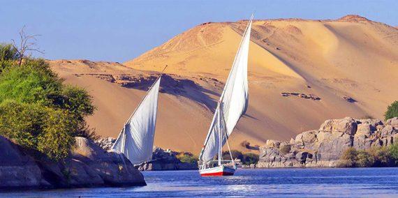 Feluca Jordan & Egypt Tour