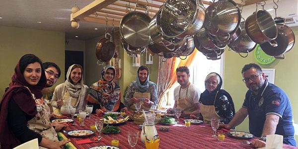 Cooking Class Iran Tour