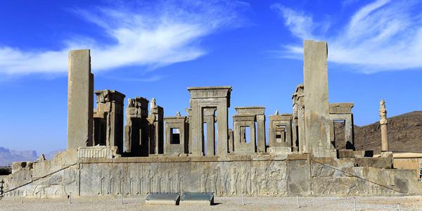 Palace of Darius the Great at Persepolis