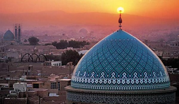 Yazd Main Mosque