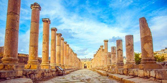 Jerash Jordan Tour