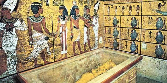 Tutukhamun Tomb Egypt Tour