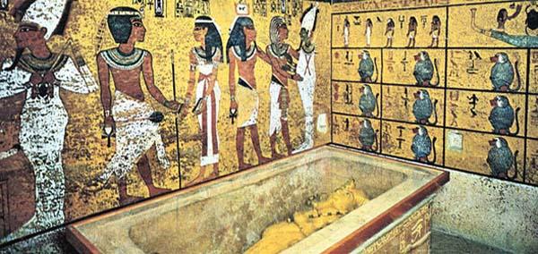 Tutukhamun Tomb Egypt Tour