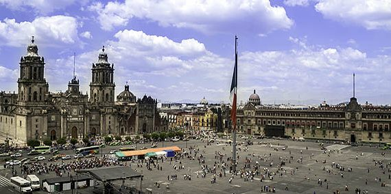 Zocalo Mexico Tour