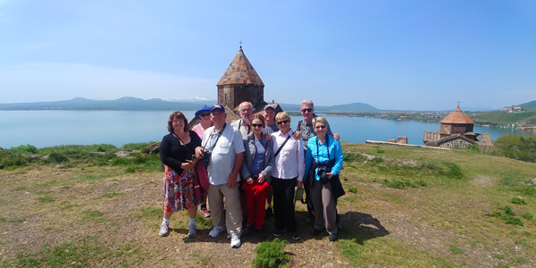 Lake Sevan Armenia Tour