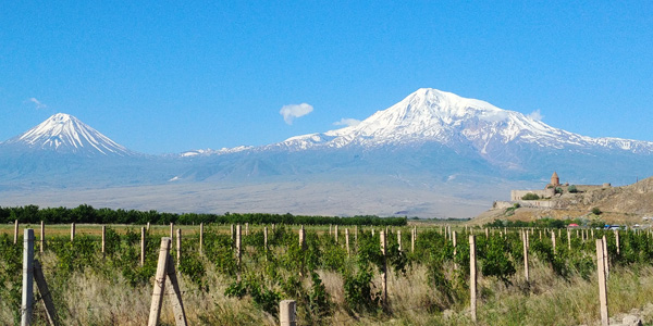 Mount Ararat Armenia Tour