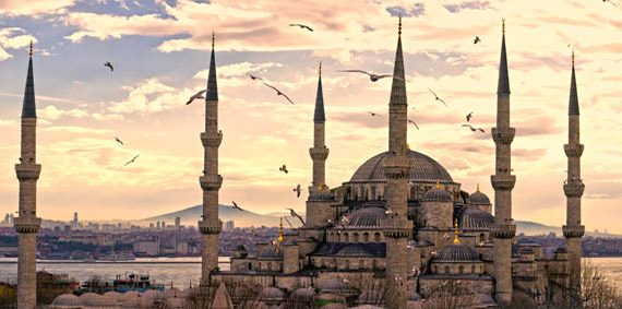 Blue Mosque Turkey Tour