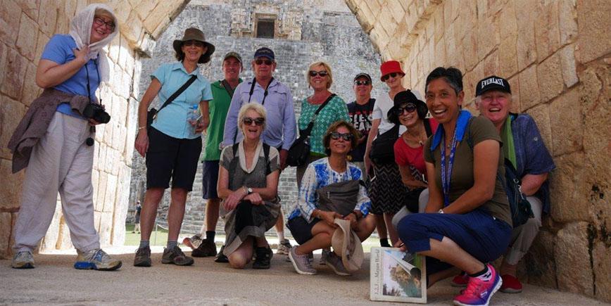 Group Mexico Tour