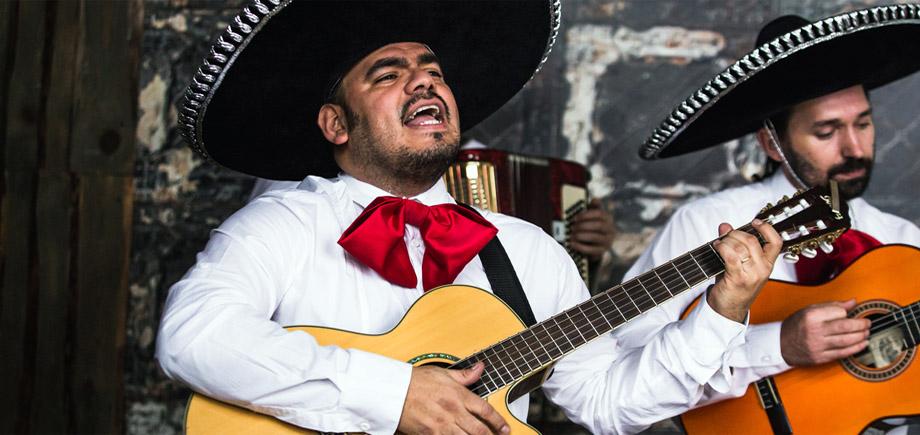 Musicians Mexico Tour