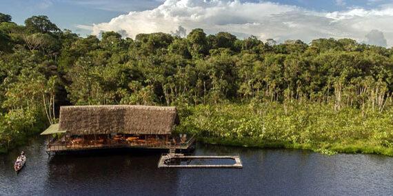Sacha Amazon Lodge