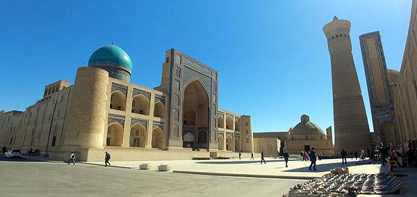 Bukhara Poi Kalyan Square